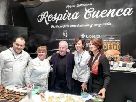 La chuleta del restaurante Essentia, uno de los platos fuertes del segundo día de Diputación en Madrid Fusión