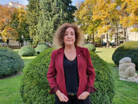 Marta Tirado, de Cuenca Nos Une, presidirá la Comisión Informativa de Desarrollo Empresarial y Economía Circular