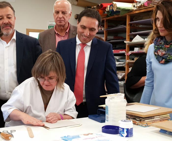 La Diputación convoca las ayudas 'Cuenca Integra' dotadas con 250.000 euros destinadas a asociaciones socio-sanitarias