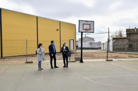 La Diputación hará un esfuerzo inversor para atender todos los proyectos presentados al Plan de Instalaciones Deportivas