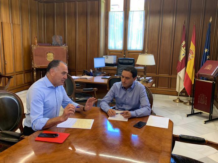 Diputación y Ayuntamiento acercan posturas para unir Tarancón con la ermita de Riánsares
