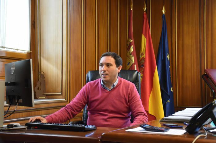 Álvaro Martínez Chana, presidente provincial