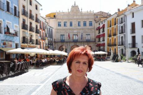 Mª Ángeles García Jiménez reelegida portavoz de Podemos Cuenca