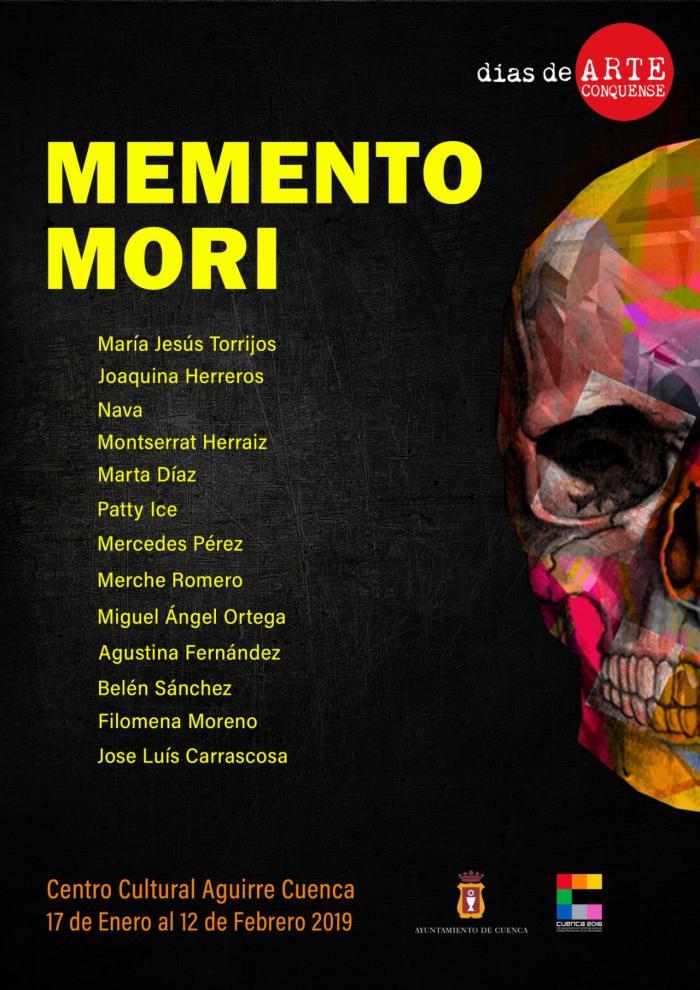 """Aguirre acogerá la exposición colectiva """"Memento Mori"""" de los alumnos de la Facultad de Bellas Artes"""