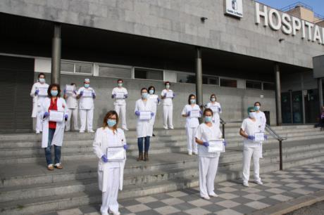 El Servicio de Farmacia de la Gerencia del Área Integrada de Cuenca lanza a diario frases motivacionales para profesionales y pacientes
