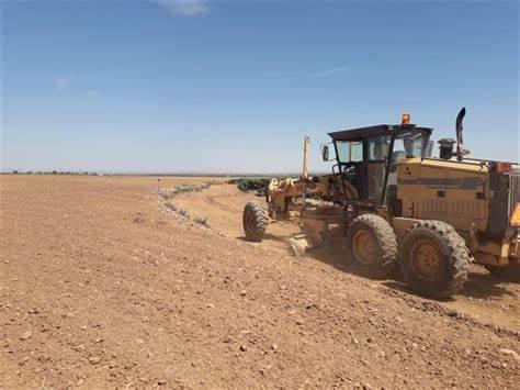 El Ayuntamiento de Mota arregla 22km de caminos rurales en el mes de abril