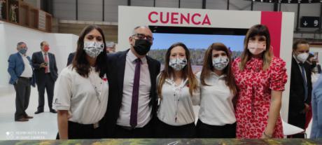 La Diputación hace un balance positivo de su paso por FITUR y espera que sea un punto de inflexión para el turismo