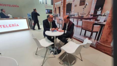 La Diputación aprovecha FITUR para mantener reuniones de trabajo con turoperadores turísticos
