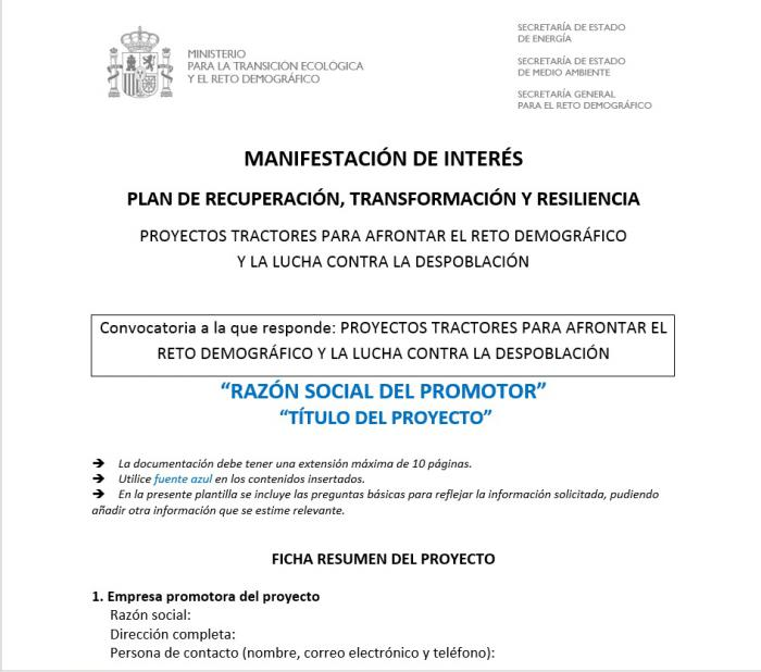 CEOE CEPYME Cuenca señala la convocatoria sobre proyectos tractores para afrontar el reto demográfico
