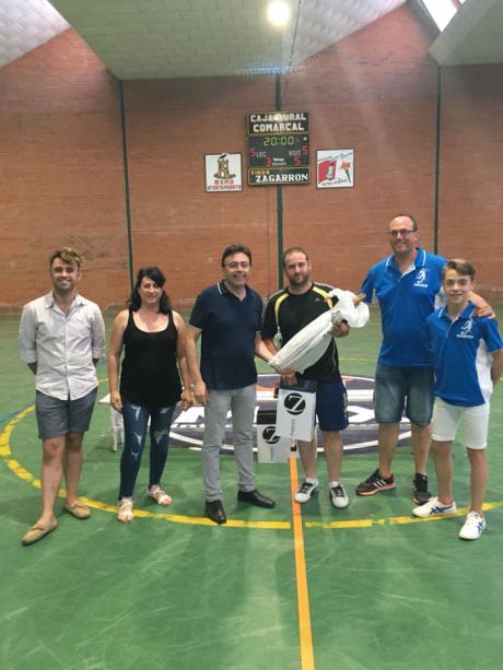 Concluye el XXIII Maratón Nacional de Fútbol Sala de Mota del Cuervo con la victoria de Electrocar