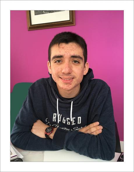 Marco Miguel Arones, entre los mejores estudiantes de Geología de España