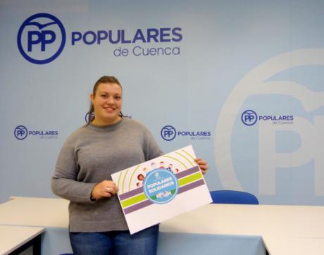 Nuevas Generaciones de Cuenca pone en marcha la tradicional campaña 'Populares Solidarios'