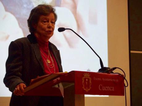 """Maria Luz Rokiski, Premio """"Ciudad de Cuenca"""" en la modalidad de Patrimonio"""