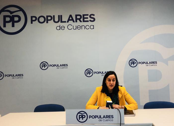 María Roldán, diputada regional por el PP