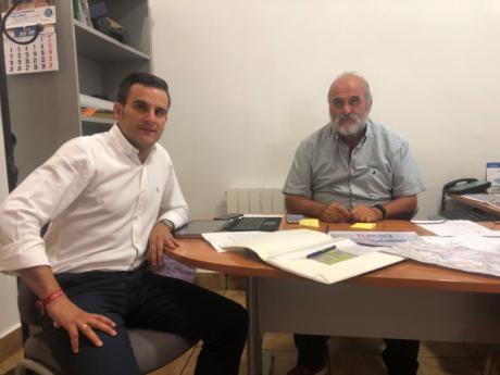 El Ayuntamiento de la Parrilla indica sus terrenos a Invierte en Cuenca de cara a acoger nuevas empresas