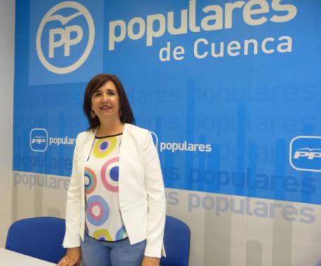 """Marisol Herrera pide al Gobierno de García-Page """"la doble guardia"""" de lunes a jueves para el Centro de Salud de San Clemente"""