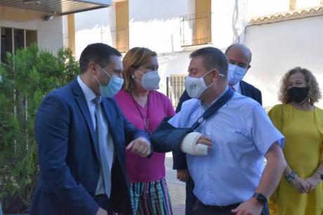 """Martínez Chana agradece al Gobierno regional la """"valentía"""" de aprobar una ley que garantiza la sanidad y la escuela rural"""