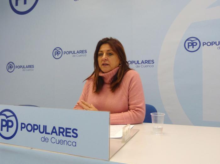 En imagen  Pilar Martínez Peñarrubia