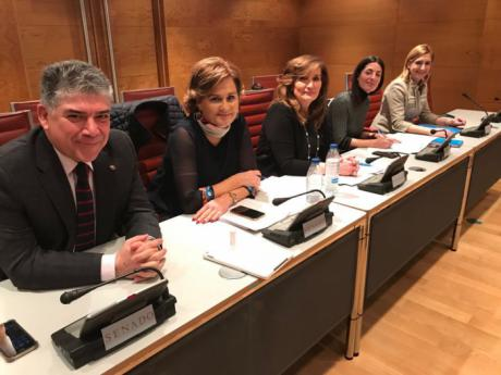 """Montserrat Martínez: """"El objetivo prioritario del PP son las personas y ayudar a los que más lo necesitan"""""""