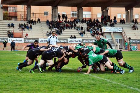 El Club Rugby A Palos rendirá visita al líder de la categoría