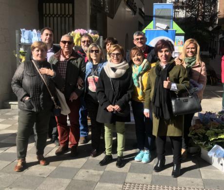 La Junta respalda a ADOCU en el Día Mundial del Síndrome de Down