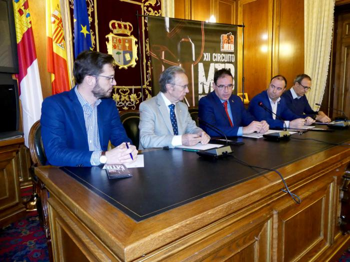 Horcajo de Santiago, El Provencio y Casas de Benítez se estrenan en el XII Circuito MTB Diputación de Cuenca 2019