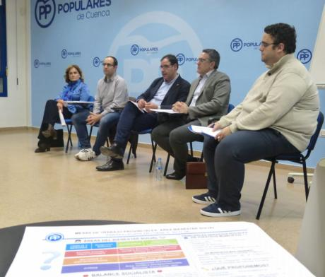"""Rodríguez: """"La desidia del Gobierno de Page está provocando el desmantelamiento de los servicios sociales en Castilla-La Mancha"""""""