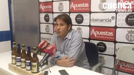 Sala de Prensa | Miguel Ángel Mullor - [U.B. Conquense 1 - 1 Ontinyent CF]
