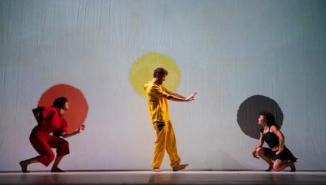 MiraMiró, un espectáculo donde el arte de Joan Miró cobra vida gracias a la danza contemporánea