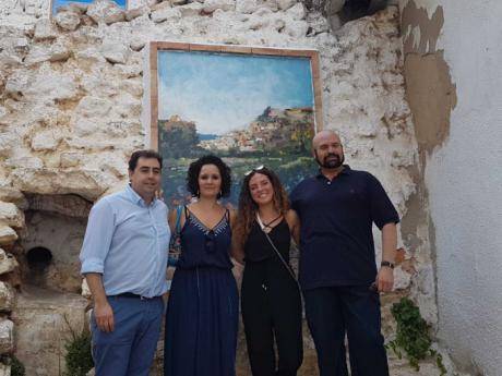 La Diputación apoya la promoción cultural que desarrolla el Centro Dramático Rural de Mira