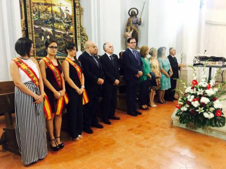 Prieto resalta el fervor y la devoción al Santísimo Cristo de la Caridad entre los vecinos de Priego y su comarca
