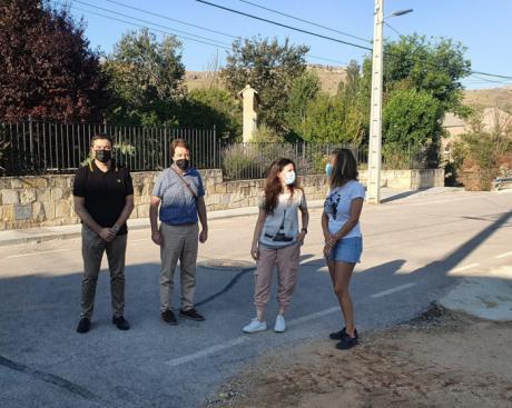 El Ayuntamiento recepciona las obras del POS 2020 ejecutadas en Mohorte y Villanueva de los Escuderos