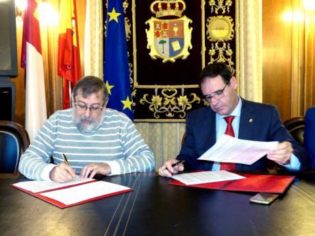 Diputación mantiene su respaldo a ADOCU para la integración socio-laboral de las personas con Síndrome de Down
