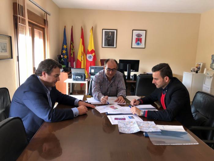 El Ayuntamiento de Montalbo muestra interés por la iniciativa Invierte en Cuenca