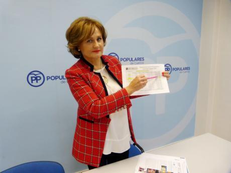 Martínez pregunta al Gobierno de Page por el Plan de Turismo para Cuenca, el Centro de Mayores de las Quinientas y las obras del Archivo Histórico Provincial