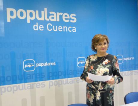 Martínez lamenta que la provincia de Cuenca haya perdido 137 autónomos durante el año 2017