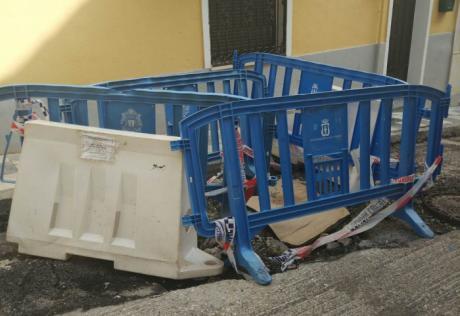 """El Grupo Municipal Socialista constata que """"continúa el abandono"""" del barrio de Los Moralejos por parte de Mariscal"""