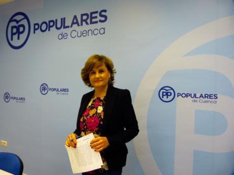 Martínez advierte sobre los retrasos y los impagos en las becas, comedores escolares y gastos de funcionamiento en los centros educativos de Cuenca