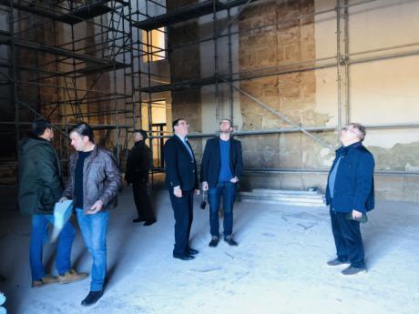 El PP alerta sobre el recorte de inversiones de la Diputación en Patrimonio que pasan de siete millones de euros a menos de tres