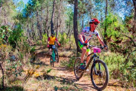Xavier Calaf y Lola Castellote se imponen en Zarzuela en la VIII MTB San Ciro