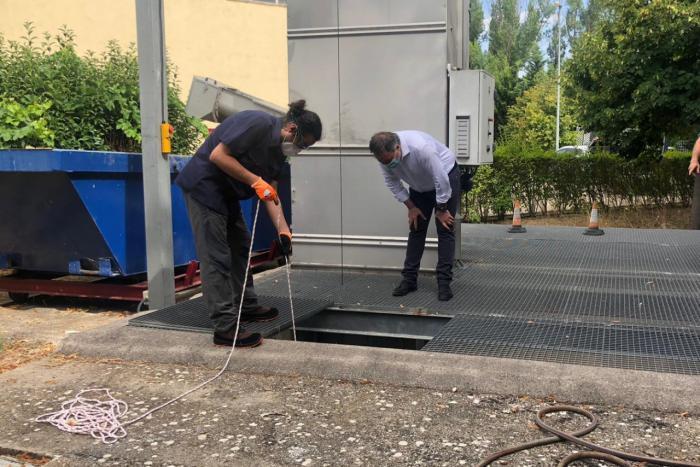 El análisis de las aguas residuales de Cuenca vuelve a dar negativo en material genético de coronavirus