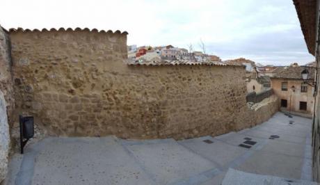 El Consorcio de la Ciudad de Cuenca licita la obra de urbanización de la calle Santa Lucía 20 a 28