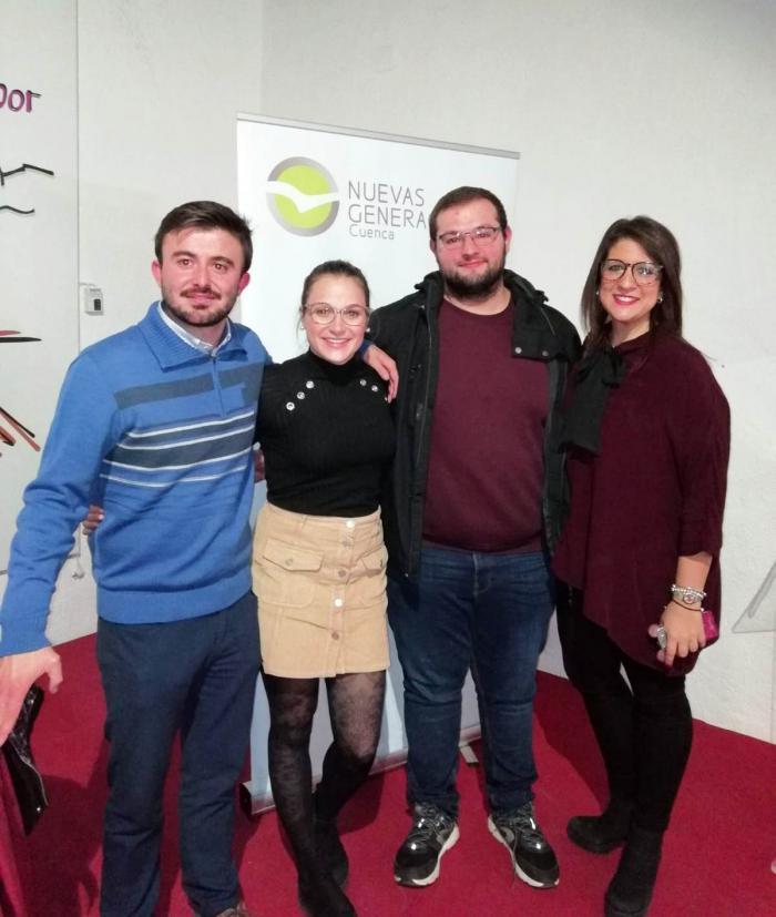 """Nuevas Generaciones creará una Junta Comarcal en la Serranía de Cuenca como """"muestra de apoyo"""" a los jóvenes de esta zona"""