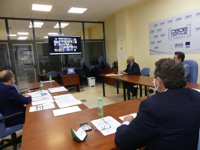 CEOE CEPYME Cuenca traslada información a sus asociados sobre la segunda promoción de UFIL