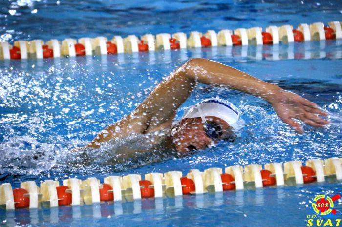 Cuenca albergó el arranque oficial del Campeonato Provincial de Natación en Edad Escolar