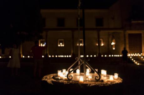 Belmonte regresa al medievo entre velas y personajes históricos