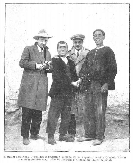 Nuevo Mundo, 23 de marzo de 1912