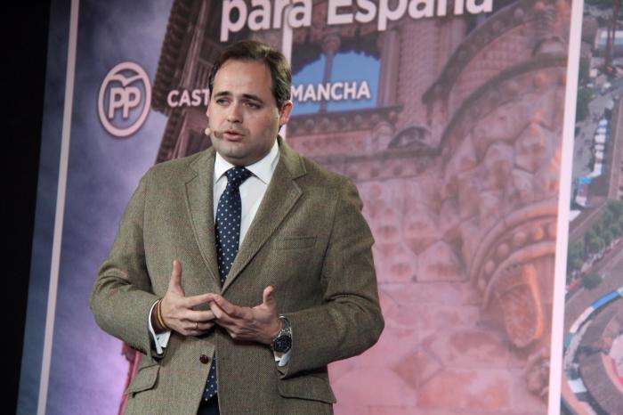 """Paco Núñez está convencido de la """"extraordinaria valía"""" de los cinco candidatos con los que el PP ganará las Alcaldías de las capitales de la región"""