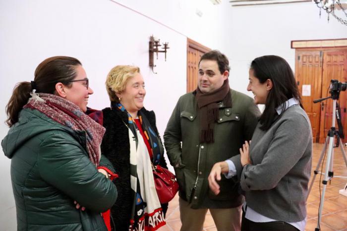 Núñez reitera el compromiso del PP- con las tradiciones, ya que impulsan el turismo en los pueblos de la región