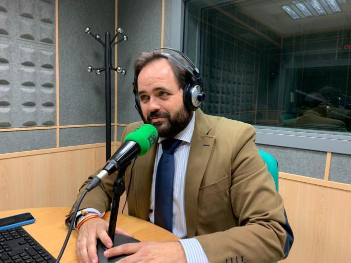 Paco Núñez, presidente del Partido Popular de Castilla-La Mancha